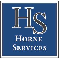 Horne Services logo