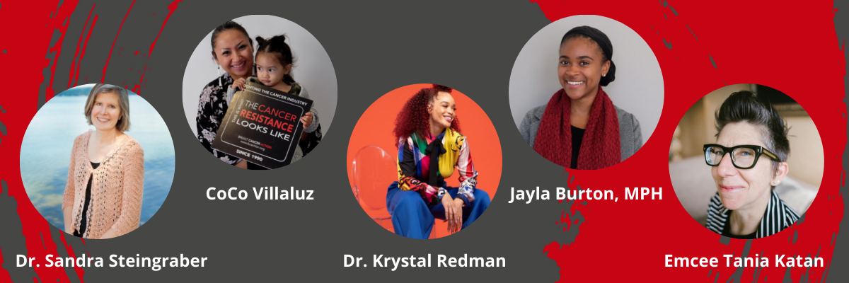 Radical Disruption and Compassionate Resistance's Featured Speakers